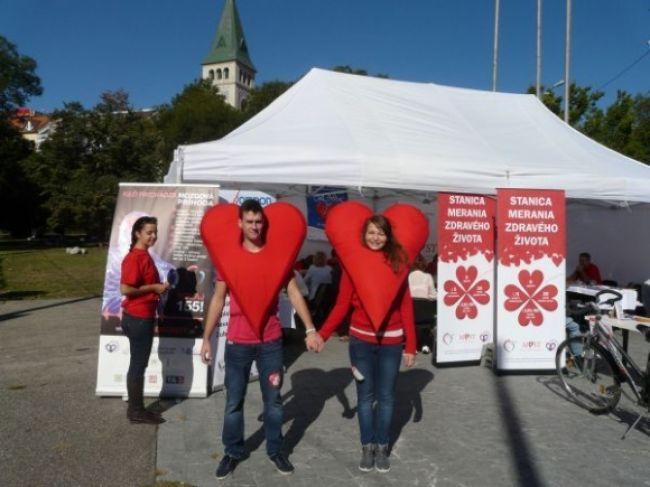 V piatok a sobotu vypravia na Slovensku Vlaky zdravia