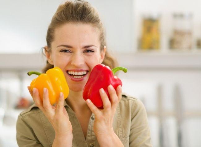 Paprika - zásobáreň vitamínov, ktorá porazí nadváhu i toxíny