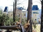 Video: Betliar sa spamätáva po katastrofickej víchrici