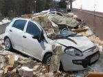 Vietor napáchal v Tatrách veľké škody