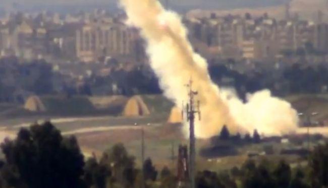 Sýria pohrozila útokom na Libanon, stíhačky boli v akcii
