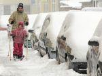 Banskobystrickí chodci sú nahnevaní, sneh odhrnuli len autám