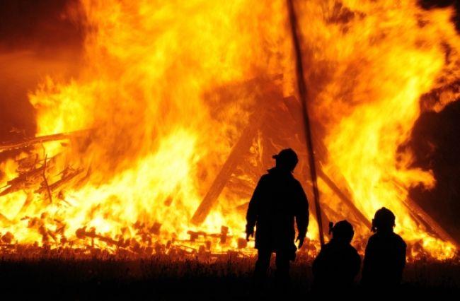 Fiktívny požiar preskúša spoluprácu záchranárov