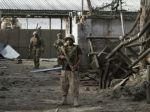 Taliban zabil policajtov počas Kerryho návštevy Afganistanu
