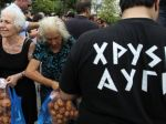 Gréci odvrhli neonacistov, zakázali im rozdávať jedlo