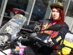 Slovenka vyrazila na cestu okolo sveta na motorke