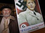 Nemcov uráža juh Európy, spája Angelu Merkelovú s nacistami