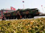 Severná Kórea presunula rakety k pobrežiu, USA sú v strehu