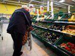 Slovenskému maloobchodu sa nedarí, tržby opäť klesli