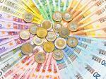 Štát získal za štvrťrok na daniach takmer dve miliardy eur