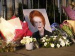 Zomrela Železná lady Margaret Thatcherová