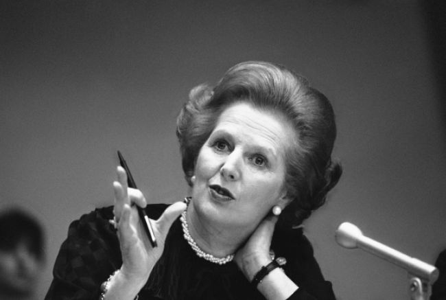 Toto sú najpamätnejšie výroky Margaret Thatcherovej