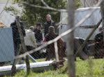 Masaker v Srbsku, šialenec zastrelil syna a 12 susedov