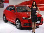 Predaj vozidiel Audi vzrástol, hitom boli modely Q5 a Q3