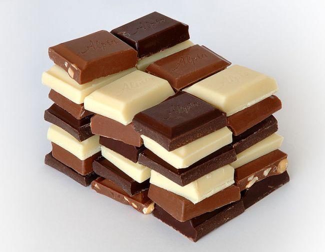 Dobrá správa: Čokoláda light