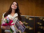 Novinári si zvolili za najkrajšiu miss študentku z Oravy
