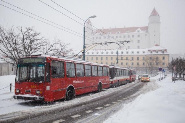 Dopravný podnik musel vyhlásiť nový tender na trolejbusy