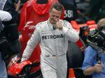 Schumacher ostáva v F1, Mercedesu pomôže s bezpečnosťou