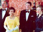 Helmut Kohl mal s Thatcherovou chladný a komplikovaný vzťah