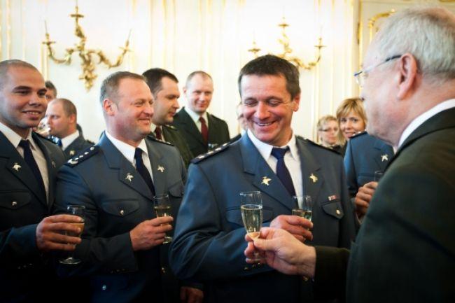 Obrazom: V Bratislave ocenili slovenských hrdinov