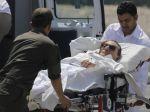 Proces s exprezidentom Mubarakom odročili, sudca odstúpil