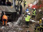 Mladí Rusi zahynuli po tragickej nehode autobusu v Belgicku