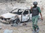 Nedeľňajší útok na súd v Somálsku stál život desiatok ľudí