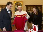 Pápež prijal prvého európskeho lídra, preberali citlivé témy