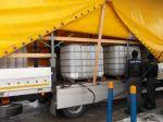 Colníci odhalili podvod s pančovanou naftou