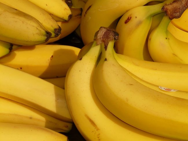Máte problémy s krvným tlakom? Banány vám pomôžu