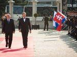 V EÚ nás musí byť viac počuť, zhodli sa Gašparovič s Ilvesom