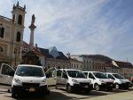 Domovy sociálnych služieb si prevzali od župy nové autá