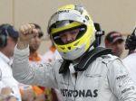 Kvalifikáciu v púštnom Bahrajne vyhral Rosberg