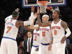 Video: V NBA sa začalo play-off, Anthony strelecky žiaril