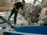 Slováci triedia najviac plasty, papier a sklo