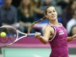 Dominika Cibulková prehrala s Radwanskou a v Oeiras vypadla