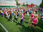 V Bratislave vznikol dievčenský rekord v tancovaní