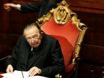 Zomrel taliansky expremiér Giulio Andreotti