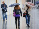 Nad Slovenskom sa zatiahnu mraky, hrozia prehánky a búrky