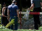 Pri výkopoch na námestí našli ľudskú kostru