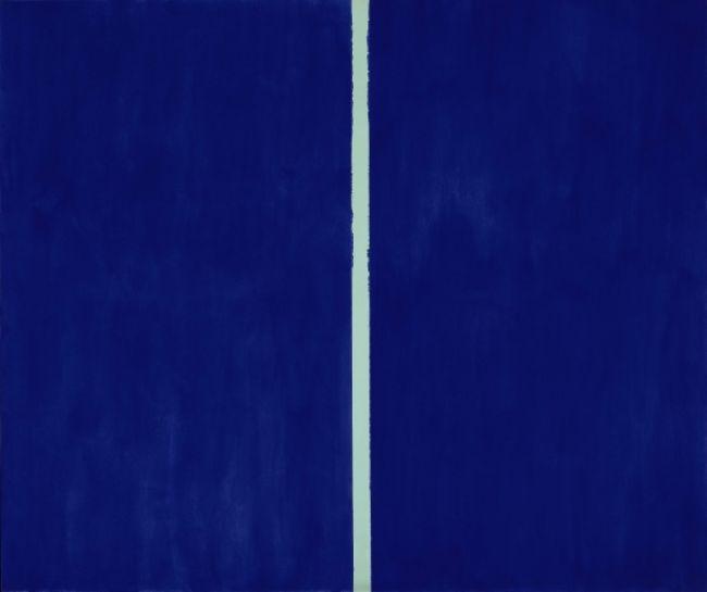 Abstraktný obraz vydražili za takmer 44 miliónov dolárov