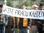 Rómovia lobovali za projekt, chcú pracovné agentúry