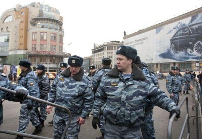 Ruské bezpečnostné zložky zmarili teroristický útok v Moskve
