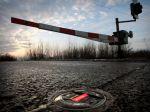 Tragická nehoda, vodič Tatry zrážku s vlakom neprežil