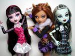 Bábiky upírky nebudú nevhodné pre deti do 12 rokov