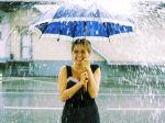 Slovensko čaká daždivá streda, miestami hrozia i búrky
