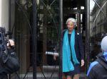 Prokurátori predvolali šéfku Medzinárodného menového fondu