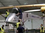 Solárne lietadlo prekonalo historický rekord