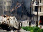 Predstavitelia EÚ hľadajú riešenia na koniec bojov v Sýrii