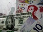 Euro posilnilo voči jenu a švajčiarskemu franku